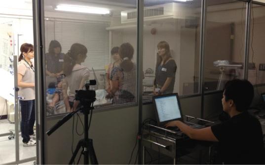 e-ラーニング/KKRシミュレーション・ラボセンター研修イメージ