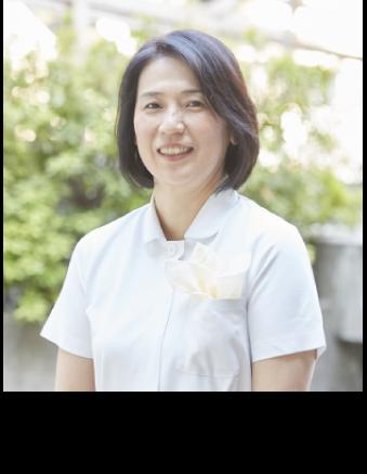 三宿病院 看護部長 斉藤 支奈子
